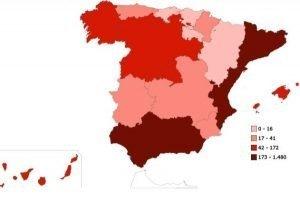 Vista a las Intervenciones de Falsificaciones en España y las Pérdidas que provocan