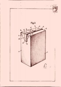 Tetra Brik patente, Tetra pak marca