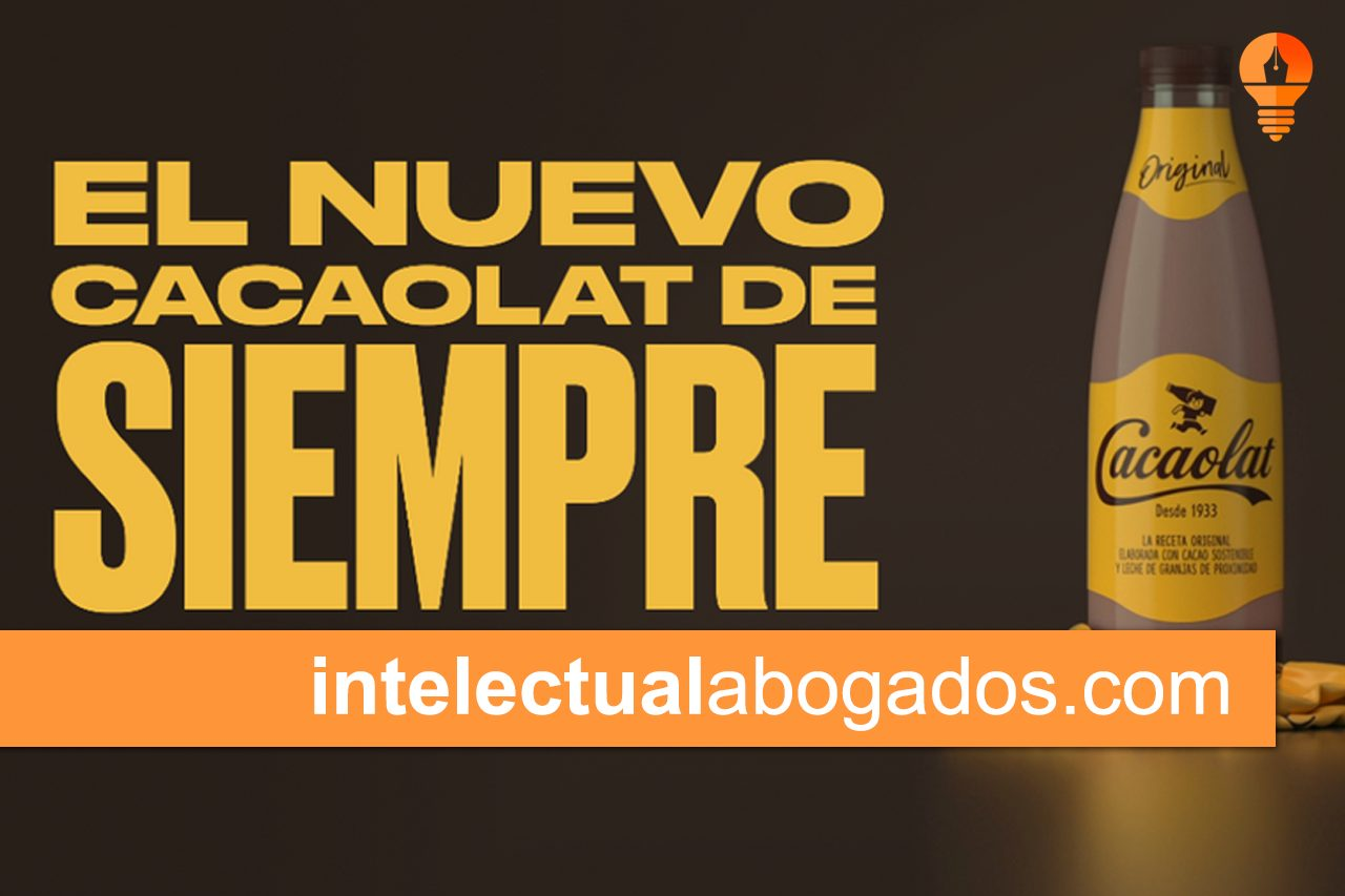cacaolat propiedad industrial marca bebida abogados especializados