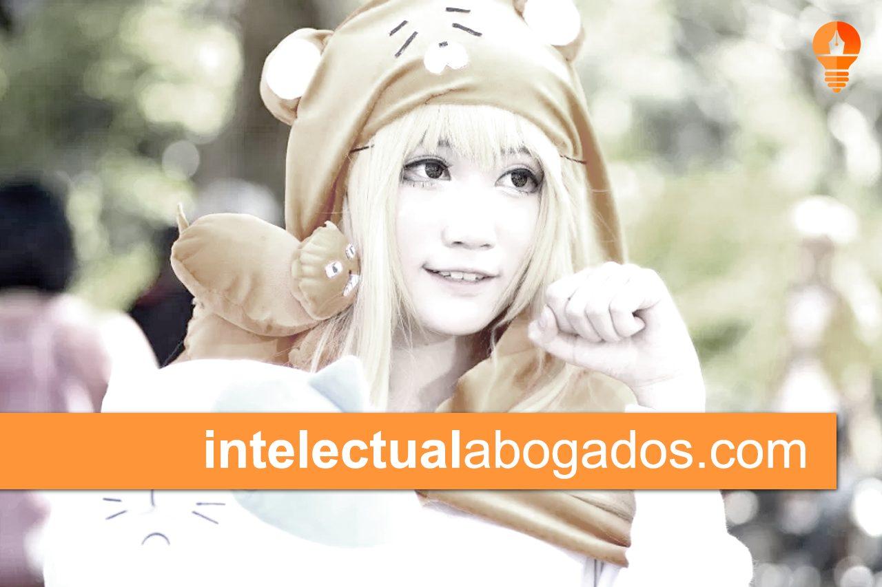 copyright propiedad intelectual cosplay animes disfraces abogados