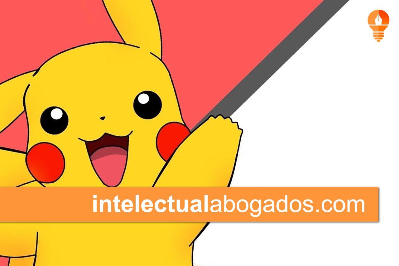 pokemon copyright propiedad intelectual cartas youtubers abogados especialistas